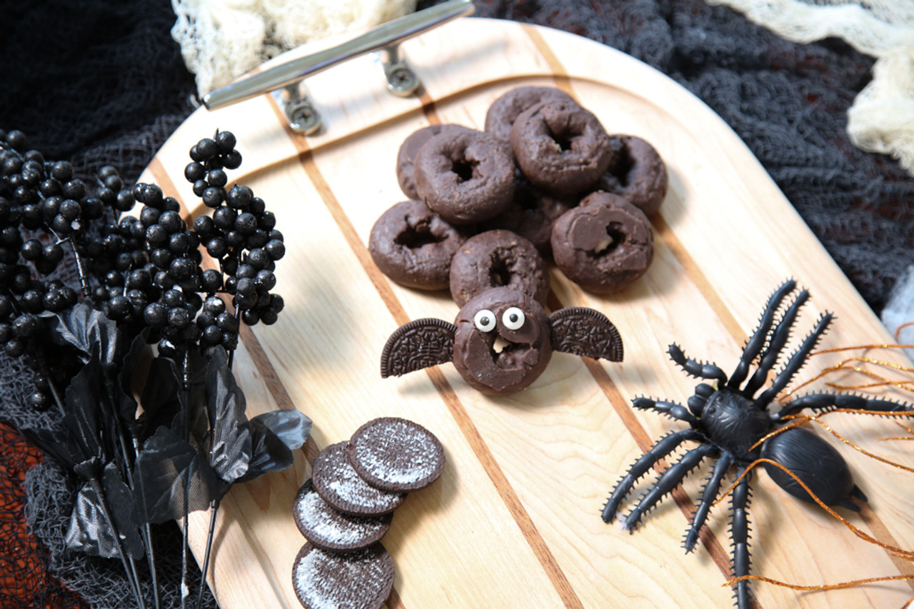 Spooky & Sweet Halloween Treats to Serve on Your Nautical Serving Board