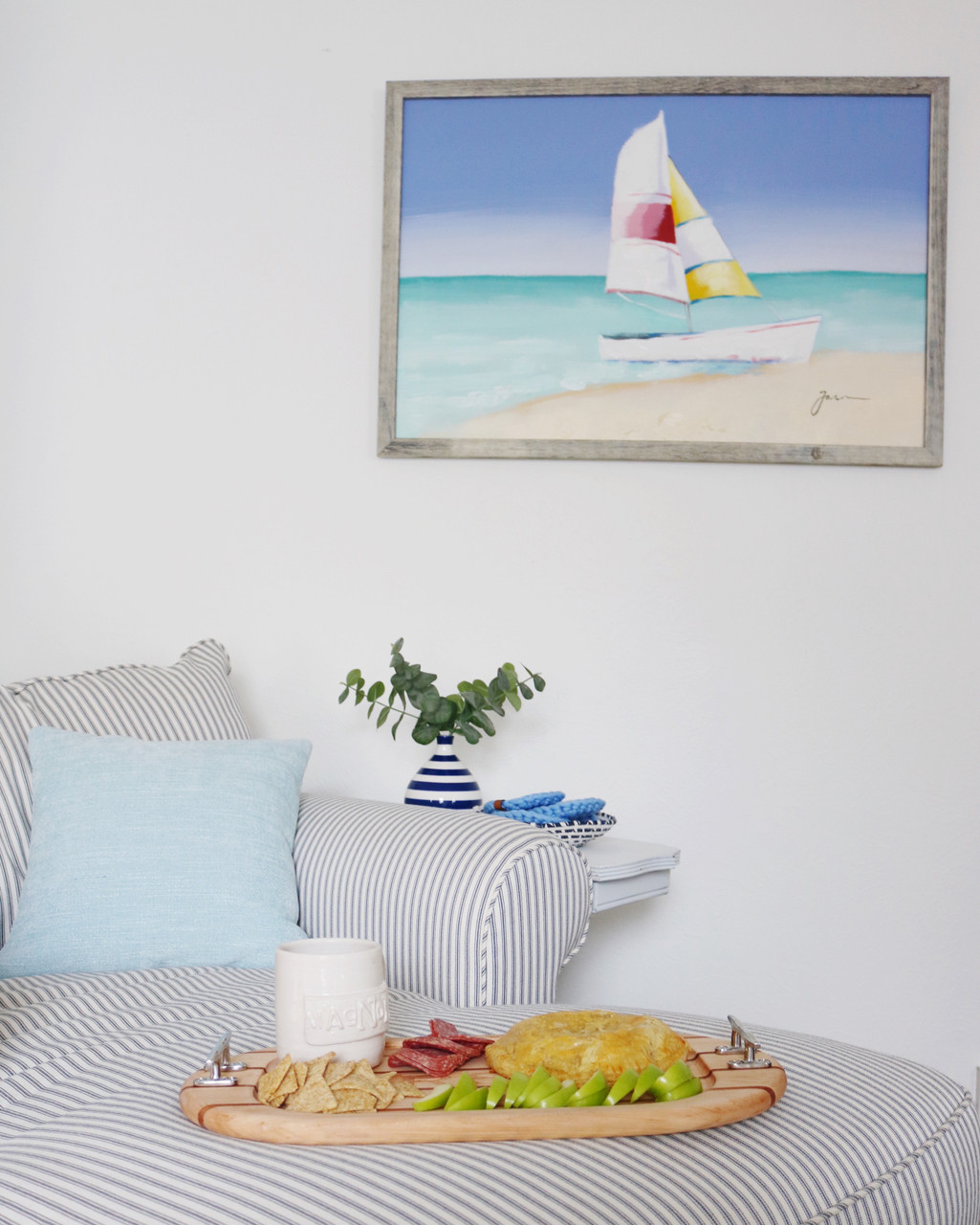 Guest Spotlight: Shannon Solt's Favorite Ways to Use Her Nautical Board