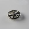Round Knob - Antique Nickel