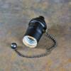 Pull Chain Lamp Socket