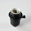 Black UNO LampHolder