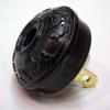 Antique Acorn Embossed Plug