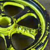 Yellow Pulley Wheel