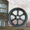 Antique Black Wheel