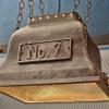 Number Seven Sign