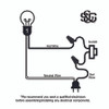 Pipe Lamp Switch Diagram
