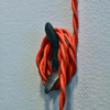 Cloth-covered wire cleat