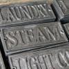 Steam Plaque