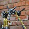 Safe Handle - Cast Iron - Antique Black