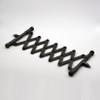 Ceiling Scissor Arm Bracket - Antique Black