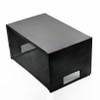 Perforated metal box