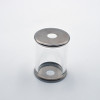 "Borosil Glass Cylinder - 1-1/2"" x 2"""