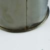 Hand-Formed Hex Boiler Room Shade -  Antique Nickel Finish