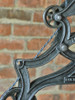 Hay Trolley Bracket - Antique Black