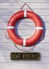 Boat Rental Sign