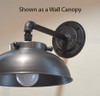 Pipe Room Canopy - Industrial