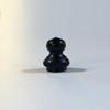 Black Lamp Finial