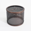 Perforated Shade Copper