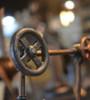 Round Steampunk Handle