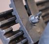 Knuckle Gear Bracket w/Shade -DOUBLE