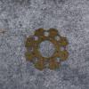 Antique Brass Steampunk Washer