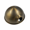 Parabolic Shade Antique Brass