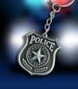 Police Keychain