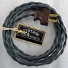Charcoal Gray Lamp Cord