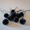 Candelabra Phenolic Light Socket - w/Leads