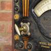 Rotary Switch Knob - Antique Brass