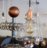 Clear Glass Steampunk Shade