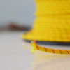 Yellow single conductor wire