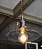 Clear Glass Shade Pendant
