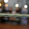 Overbraid 3-conductor wire