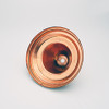 Ceiling Canopy - Solid Copper - Deluxe