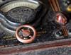 Dimmer Wheel Knob - Antique Copper