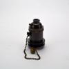 Oil-Rubbed Bronze Pull-Chain