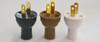 Round Vintage Plugs