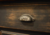 Cast Iron Cup Pull -