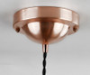 Solid Copper Ceiling Canopy