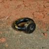 Grunge Brass Ring