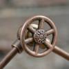 Round Knob Copper