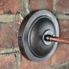 Antique Copper Wall Canopy