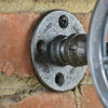 Iron Pipe Pulley