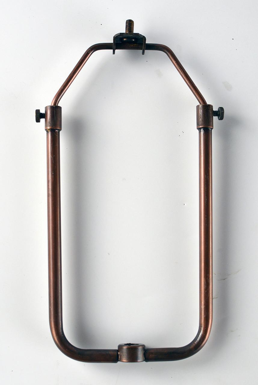 Lamp Harp Antique Copper