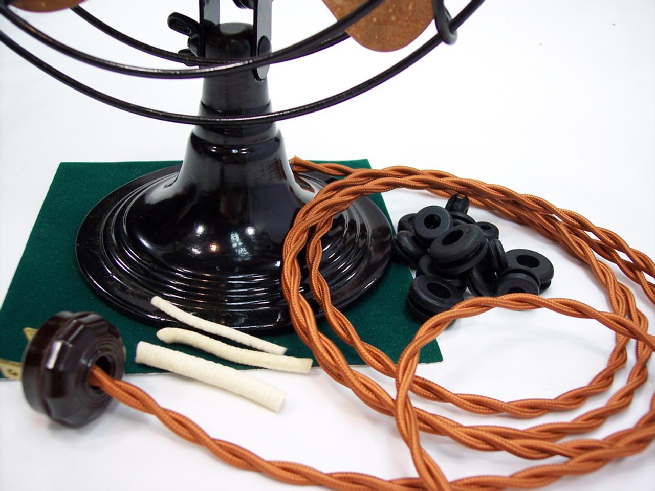 Antique Fan Restoration Kit on