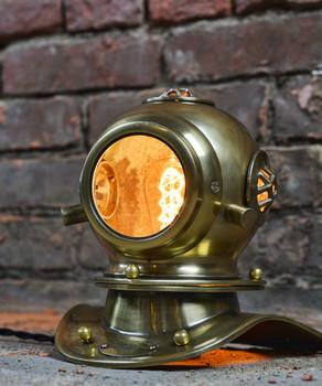 Miniature Divers Helmet