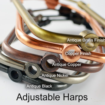 Adjustable Harps