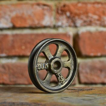 """3"""" Grunge Pulley Wheel"""