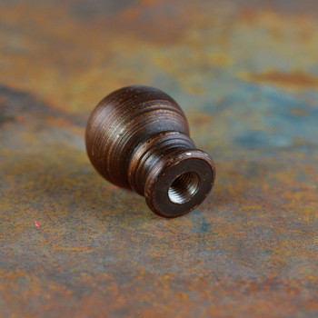 Heavy Duty Copper Finial